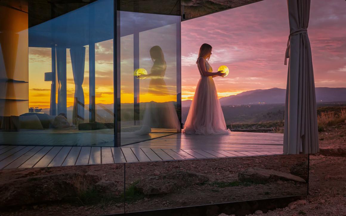 Guardian Glass La casa del desierto